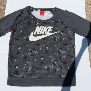 Nike workout sweatshirt.